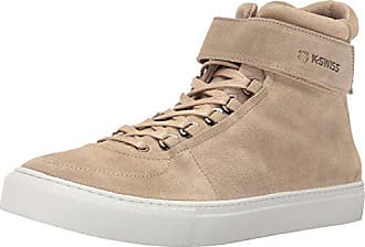 K-Swiss Mens High Court Suede Fashion Sneaker