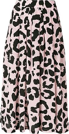 être cécile animal print skirt - Pink