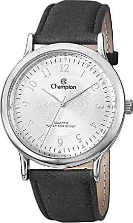 Champion Relógio Champion Masculino Ref: Ch22813q Casual Prateado