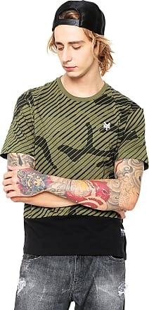 Zoo York Camiseta Zoo York Stripes Verde