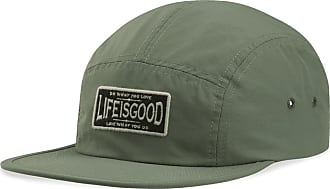 Life is good D.W.Y.L. LIG Patch Low Five Cap OS Light Forest Green