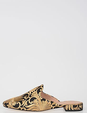 Tory Burch Slippers CARLOTTA in Broccato taglia 9,5