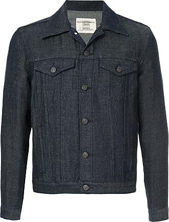 Kent & Curwen classic denim jacket - Blue