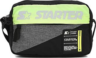 Starter Bolsa Starter Logo Verde/Preto