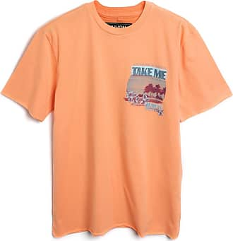 NUV.ON Camiseta NUV.ON Menino Posterior Laranja
