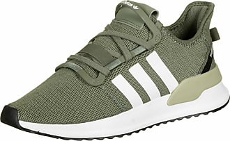 adidas Sneaker U Path oliv / weiß
