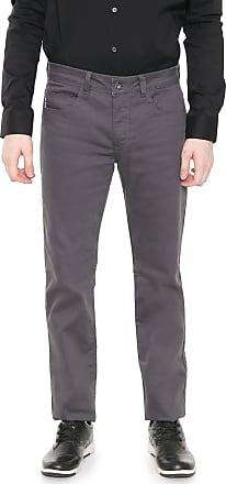 Calvin Klein Calça Sarja Calvin Klein Skinny Color Cinza