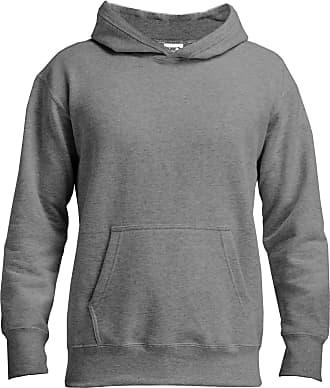 Gildan HF500 Hammer Adult Hooded Sweatshirt- Graphite Heather - L