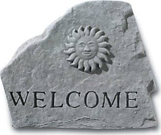 Kay Berry Welcome Garden Accent Stone With Sun - 66920
