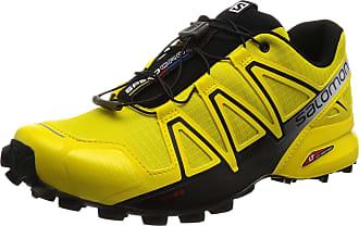 Salomon Tênis Masculino Speedcross 4 Amarelo/Preto 392400 - Salomon - 45