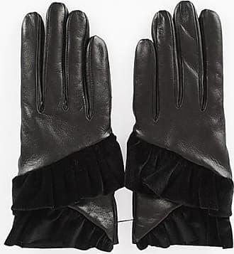 Armani COLLEZIONI Leather Gloves size M