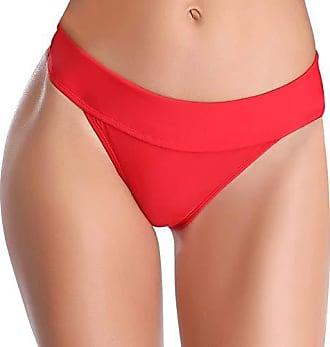 SHEKINI Damen Faltig Bikinislip Slip Badeshorts Mid-Rise Badehose Bauchweg Unterteil Raffung H/öschen Hipster Brazilian Kurze Hose R/üsche Design
