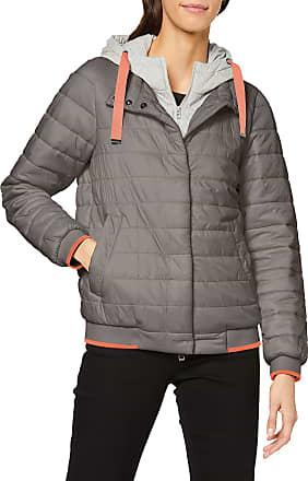 EDC by Esprit Womens 129cc1g010 Jacket, Grey (Grey 5 034), X-Small
