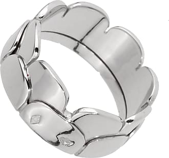 Hermès White Gold Arch Band Ring