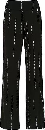 Uma Sugar palazzo pants - Black