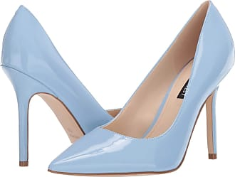 Nine West womens WNBLISS3 Pump Blue Size: 7.5 UK