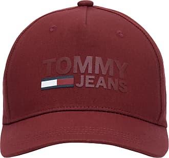 Tommy Jeans BONÉ MASCULINO LOGO CAP - VERMELHO