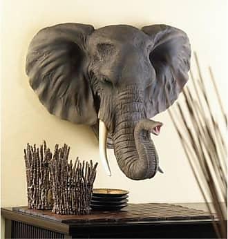 Zingz & Thingz Zingz and Thingz Noble Elephant Wall Decor