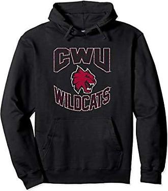 Venley Central Washington CWU Wildcats Hoodie cwuw1001