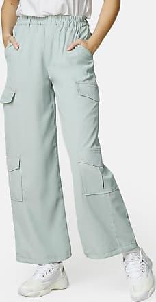 Mango Alfa Bukse Grey Dame Stoffbukser Klær Bukser