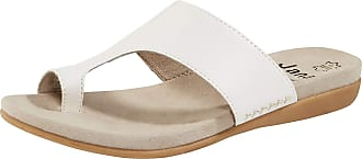 Jana Mules White Size: 8 UK