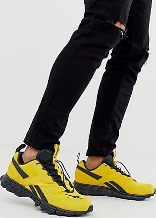 Reebok DMXPERT - Sneaker in Gelb