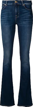 7 For All Mankind bootcut jeans - Azul
