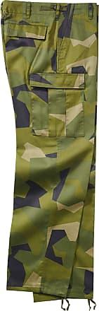 Brandit Ranger Trousers Army Style - Swedish Camo- Size XL