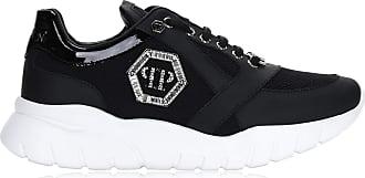 Philipp Plein 0979 Sneaker B Womens Shoes Black Size: 8.5 UK