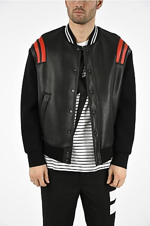 Neil Barrett Bomber Jacket With Leather Details size Xl