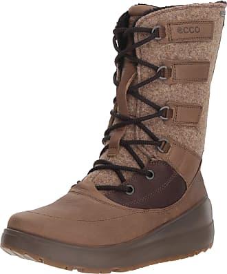 Ecco Womens 834633 High Boots, Brown (Birch 58168), 7.5 UK