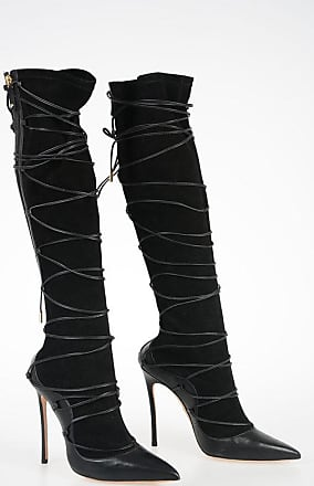 Dsquared2 11cm Suede Leather RIRI Boots size 37
