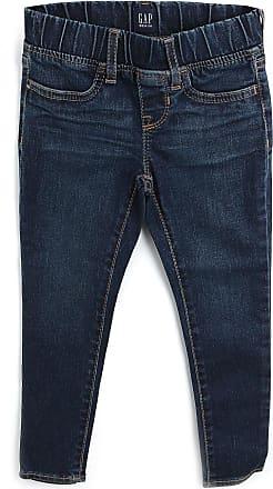 GAP Calça Jeans GAP Menina Lisa Azul-Marinho