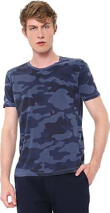 Calvin Klein Jeans Camiseta Calvin Klein Jeans Militar Azul