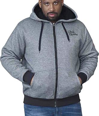 Duke D555 Mens Baubles Christmas Xmas Big King Size Sweatshirt Sweater Jumper