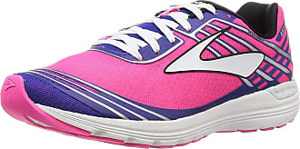 Brooks Womens Asteria Running Shoes, Multicolor (Knockoutpink/clematis/black), 5.5 UK