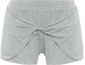 HOPE RESORT Short Torcido Yoga - Cinza