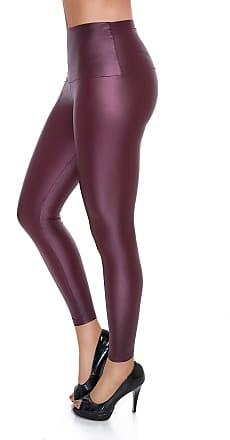 61b9a475a50ffc FUTURO FASHION Sexy Shiny Wet Look & Mat Full Length Leggings High Waist  Latex Imitation Leather
