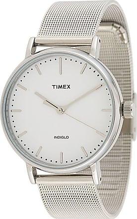 Timex Relógio Fairfield 37 - Prateado