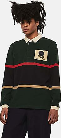 Kent & Curwen Long-Sleeved Polo Shirt size UK-XL