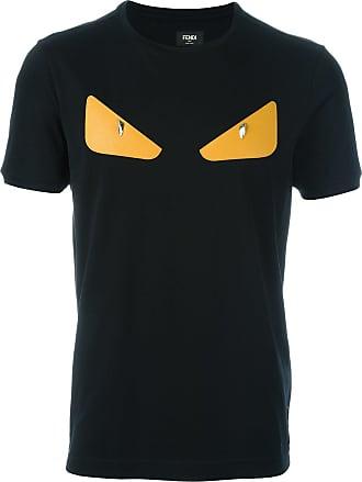 Fendi Camiseta com estampa - Preto