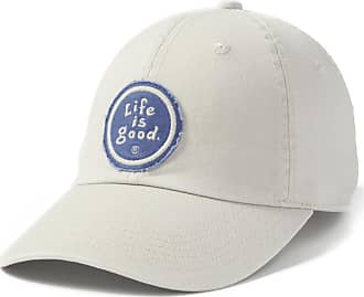 Life is good LIG Coin Vintage Chill Cap OS Bone