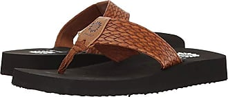 Yellow Box Flax (Tan) Womens Sandals
