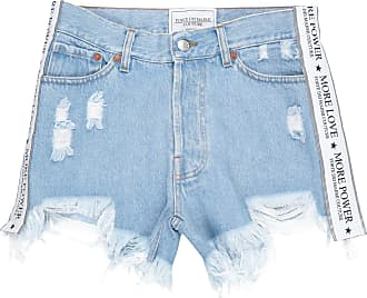 Forte Couture JEANS - Shorts jeans su YOOX.COM