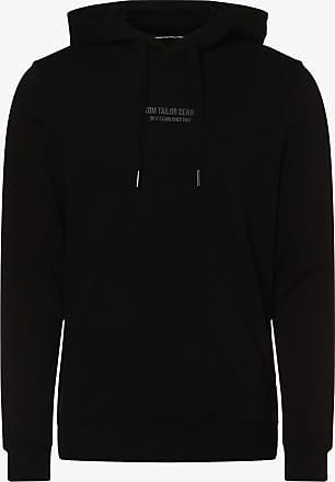 Tom Tailor Denim Herren Sweatshirt schwarz