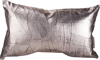 A & B Home Leather Decorative Pillow - T42994