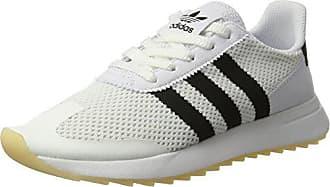 quality design 472de 4e4e1 adidas Adidas Flashrunner, Zapatillas de Deporte para Mujer, Blanco  Negbas Ftwbla 000,