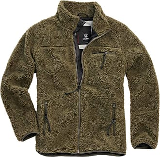 Brandit Teddy Fleece Jacket Between-Seasons Jacket Olive 5XL