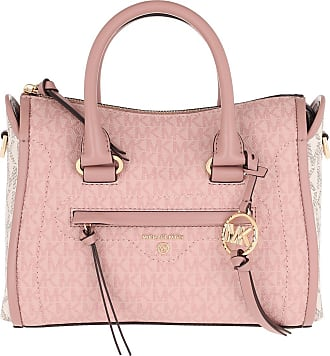 Michael Kors Tote - Carina SM Satchel Bag Ballet Multi - rose - Tote for ladies