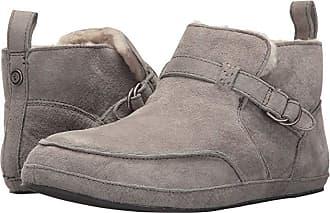 Olukai Ola Hou (Fog/Fog) Womens Shoes